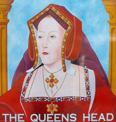 The Queens Head, Dogmersfield