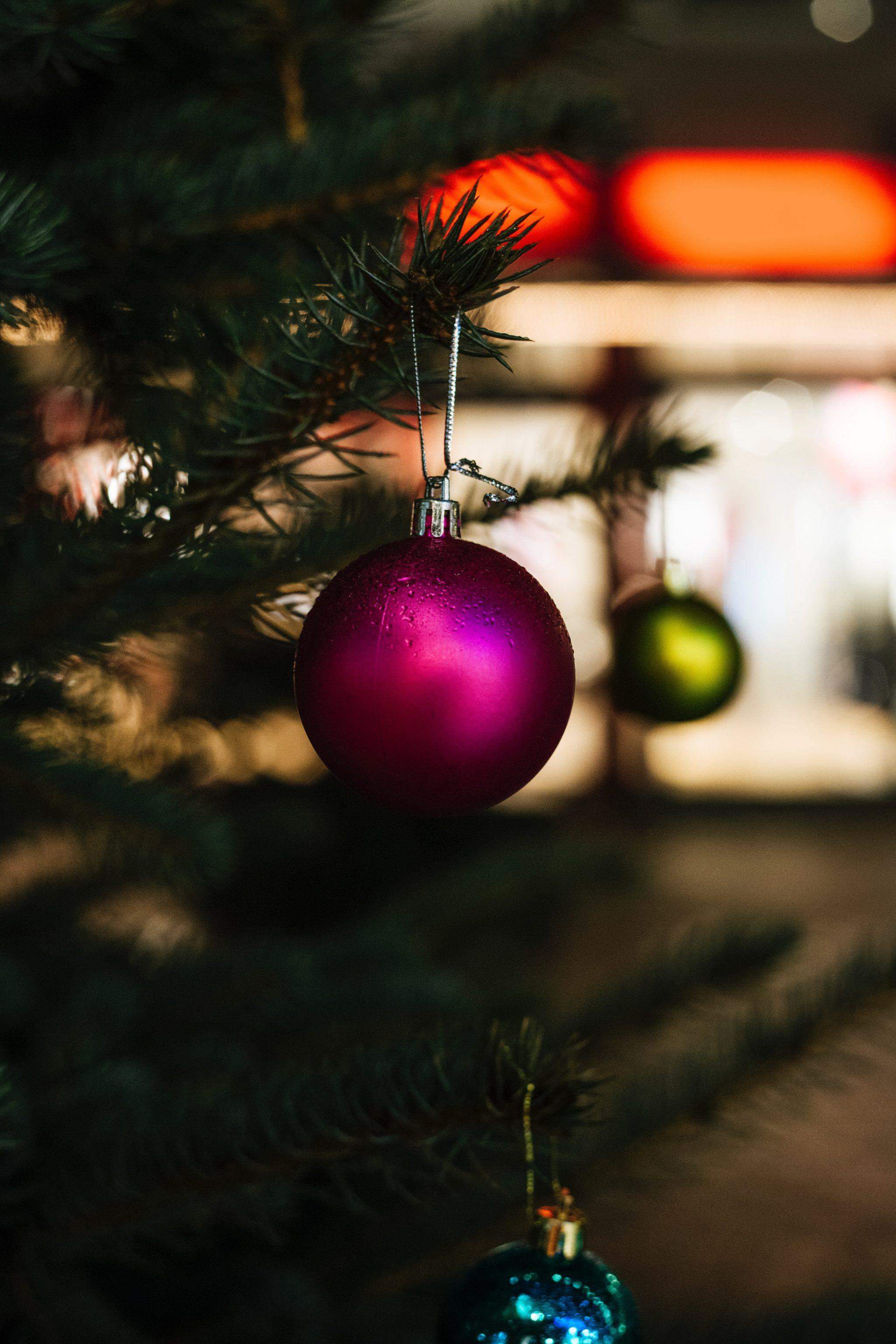 Christmas Party Menu
